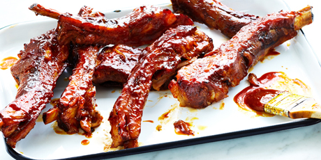 Barbecued Spare Ribs Dishes