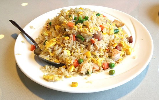 Chef's Special Fried Rice