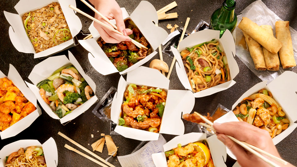 Chinese Takeaway & chinese Restaurant food delivery in Tuffley