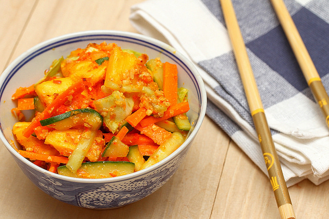 Malaysian Mixed Vegetable Curry