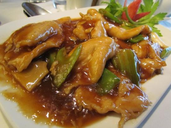 Roast Duck with Oyster Sauce