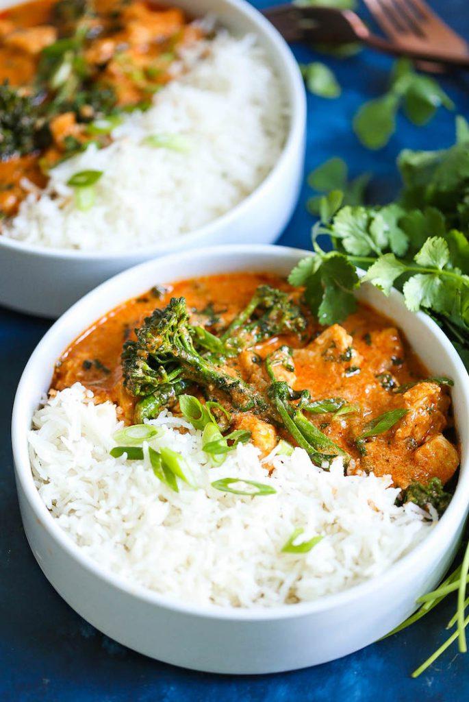 Thai Style Red Special Curry